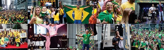 Confira as fotos do Brazilian Day!